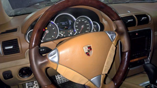 MG TUNING - Porsche Cayenne Turbo Stage2