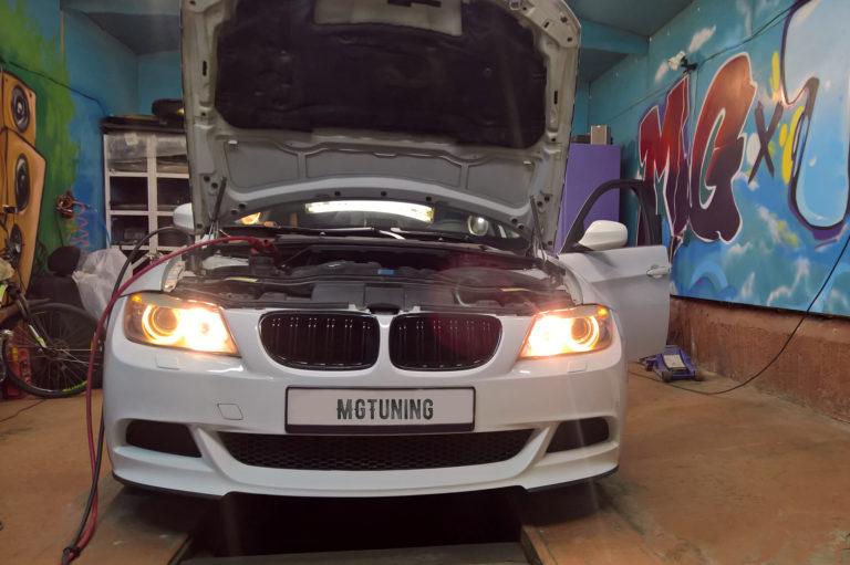 Кодирование скрытых опций на BMW E90 - mgtuning.ru