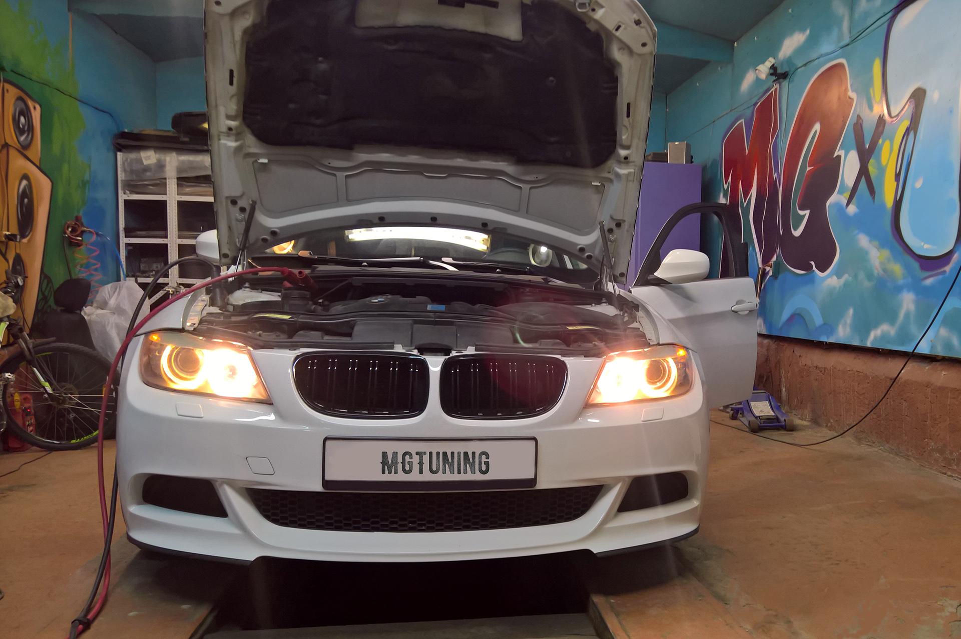 Кодирование BMW E90 - mgtuning.ru