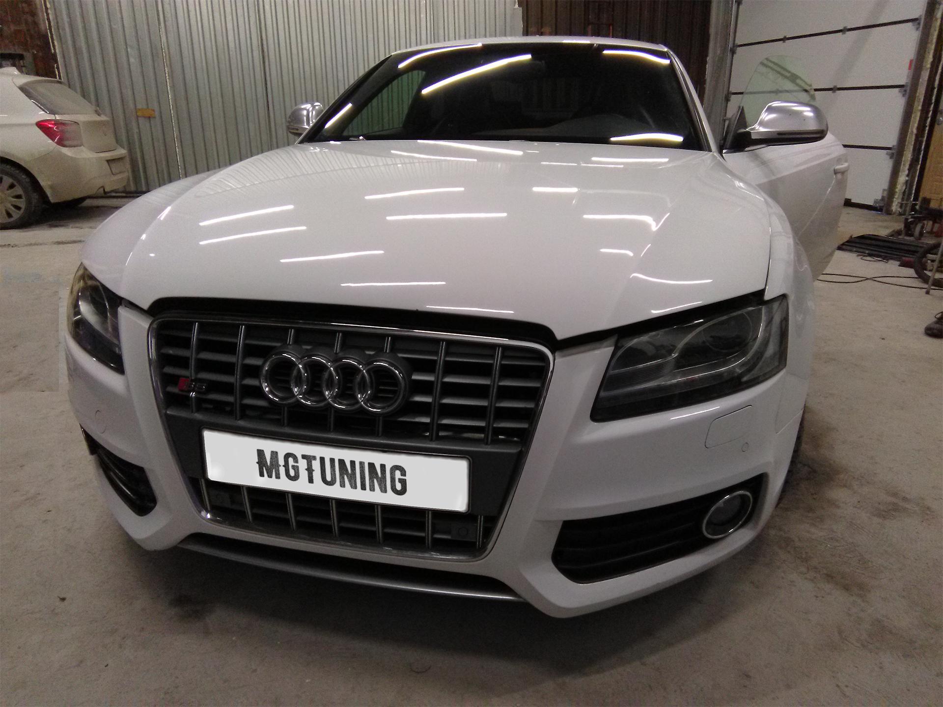 Чип тюнинг Audi S5 V8 4.2 - mgtuning.ru
