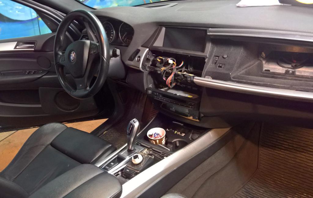 BMW X5 E70 CIC Professional