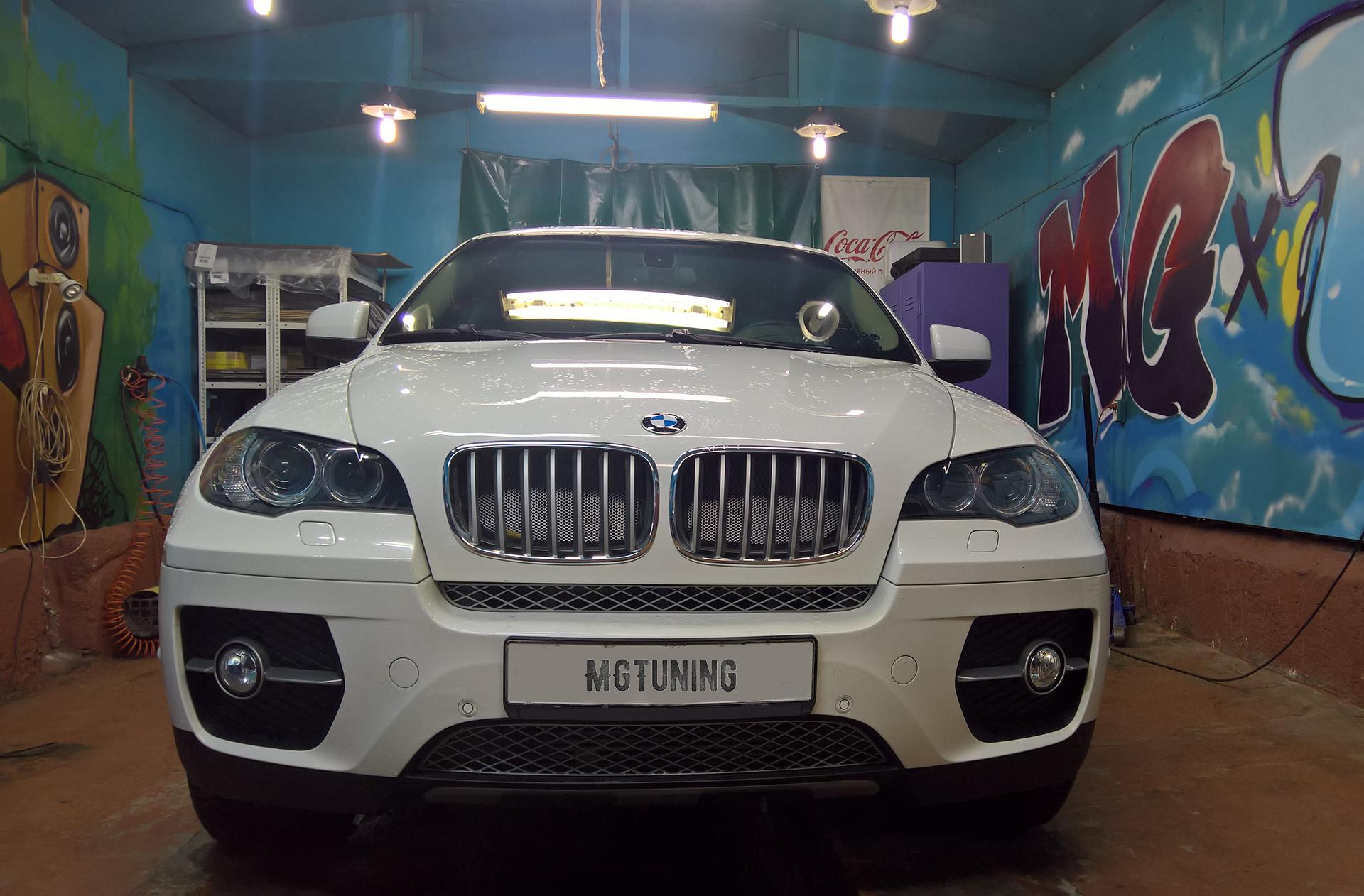 Webasto на BMW X6 E71