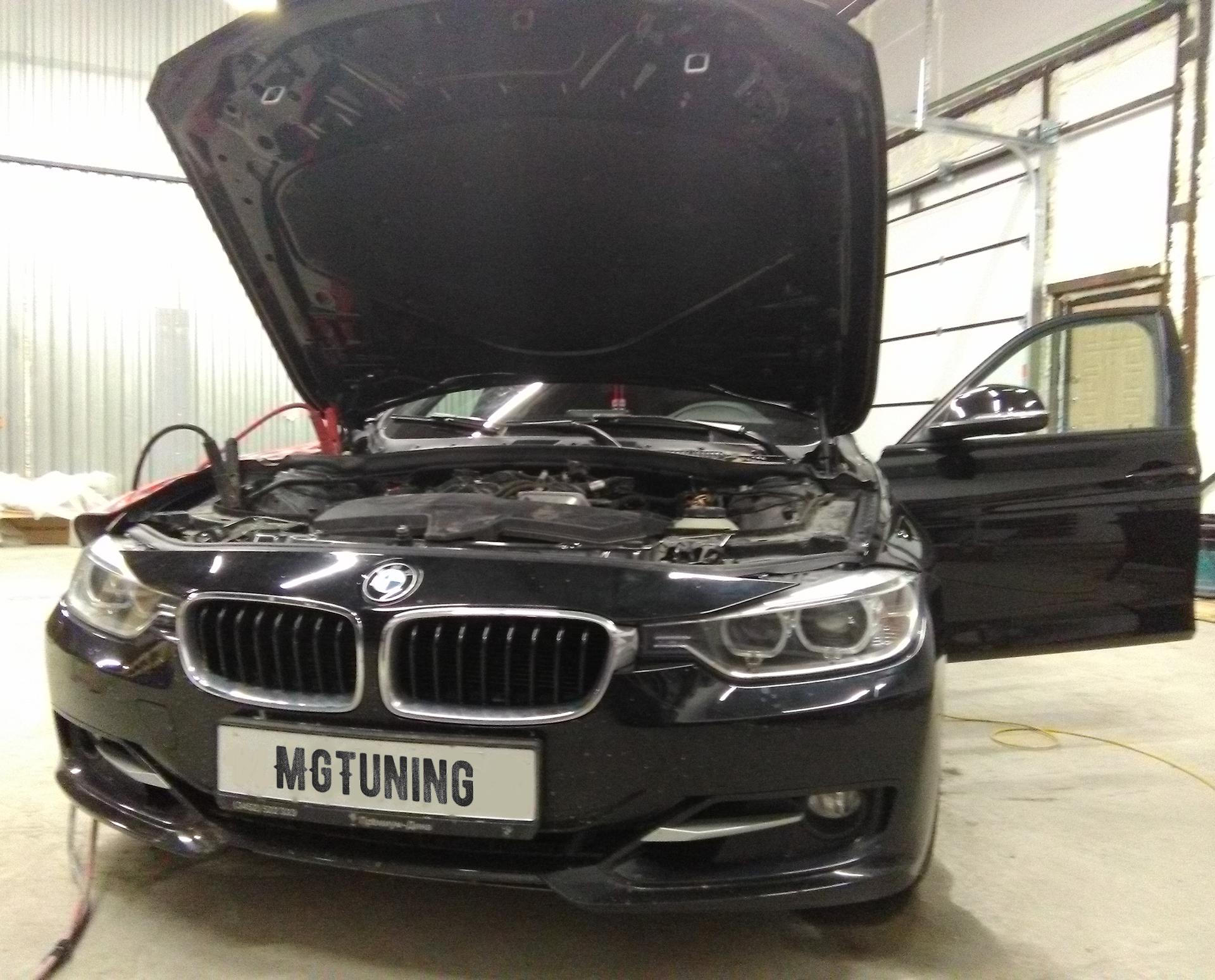 Чип тюнинг BMW 320 F30 Stage1