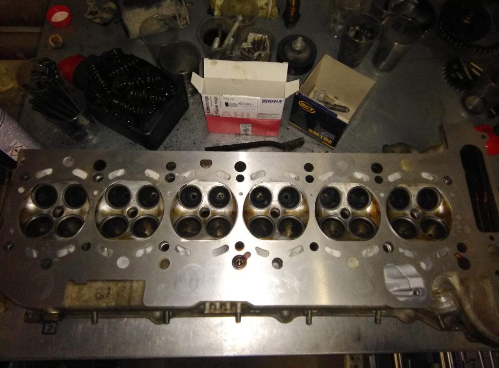 Ремонт двигателя BMW M54