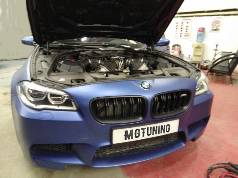 Чип тюнинг BMW M5 F10 Stage1
