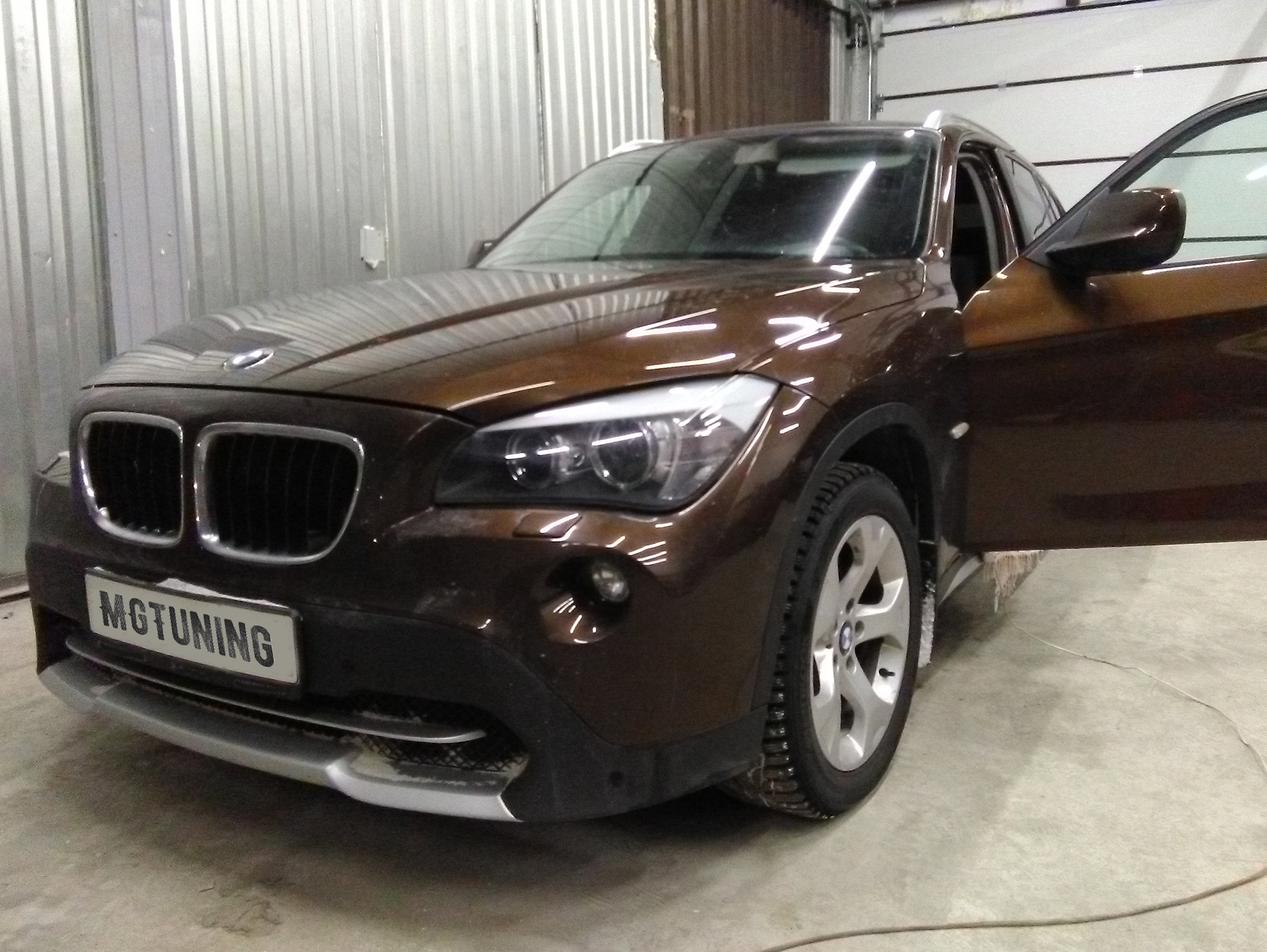 Ремонт блока FRM на BMW X1 E84