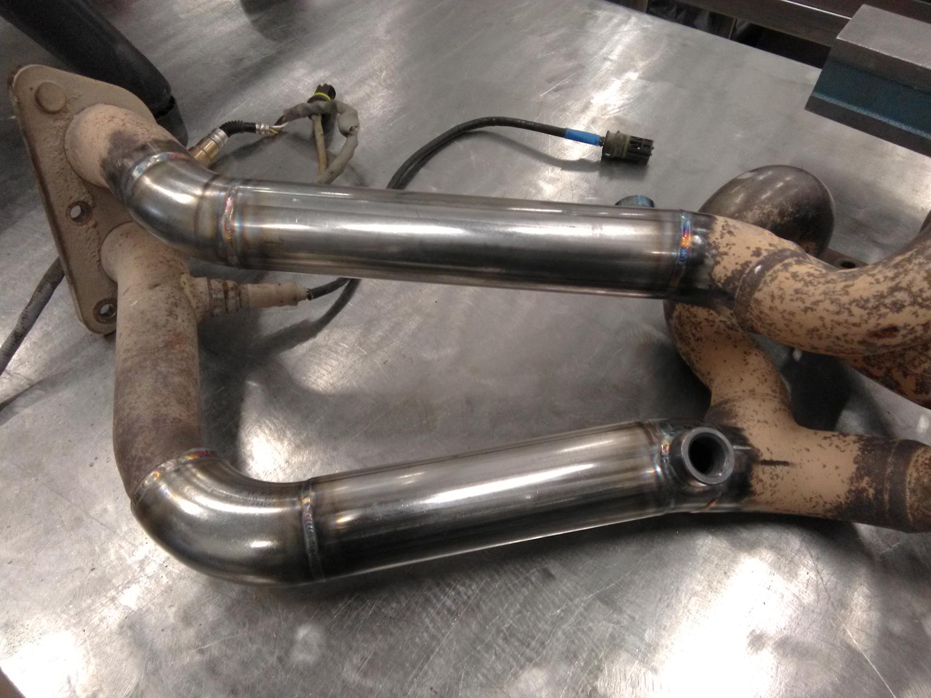 Удаление катализаторов и прошивка Евро2 BMW E90 N46