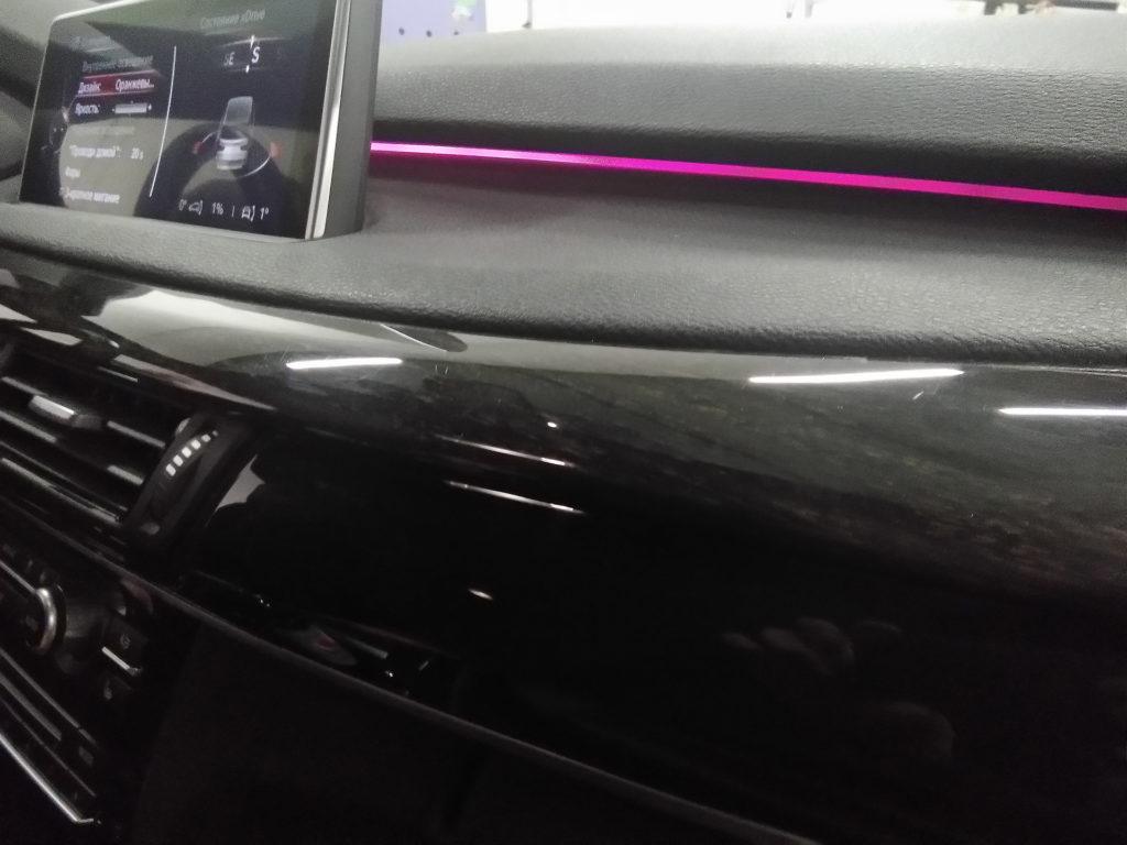 Кодирование подсветки на BMW X5 F15