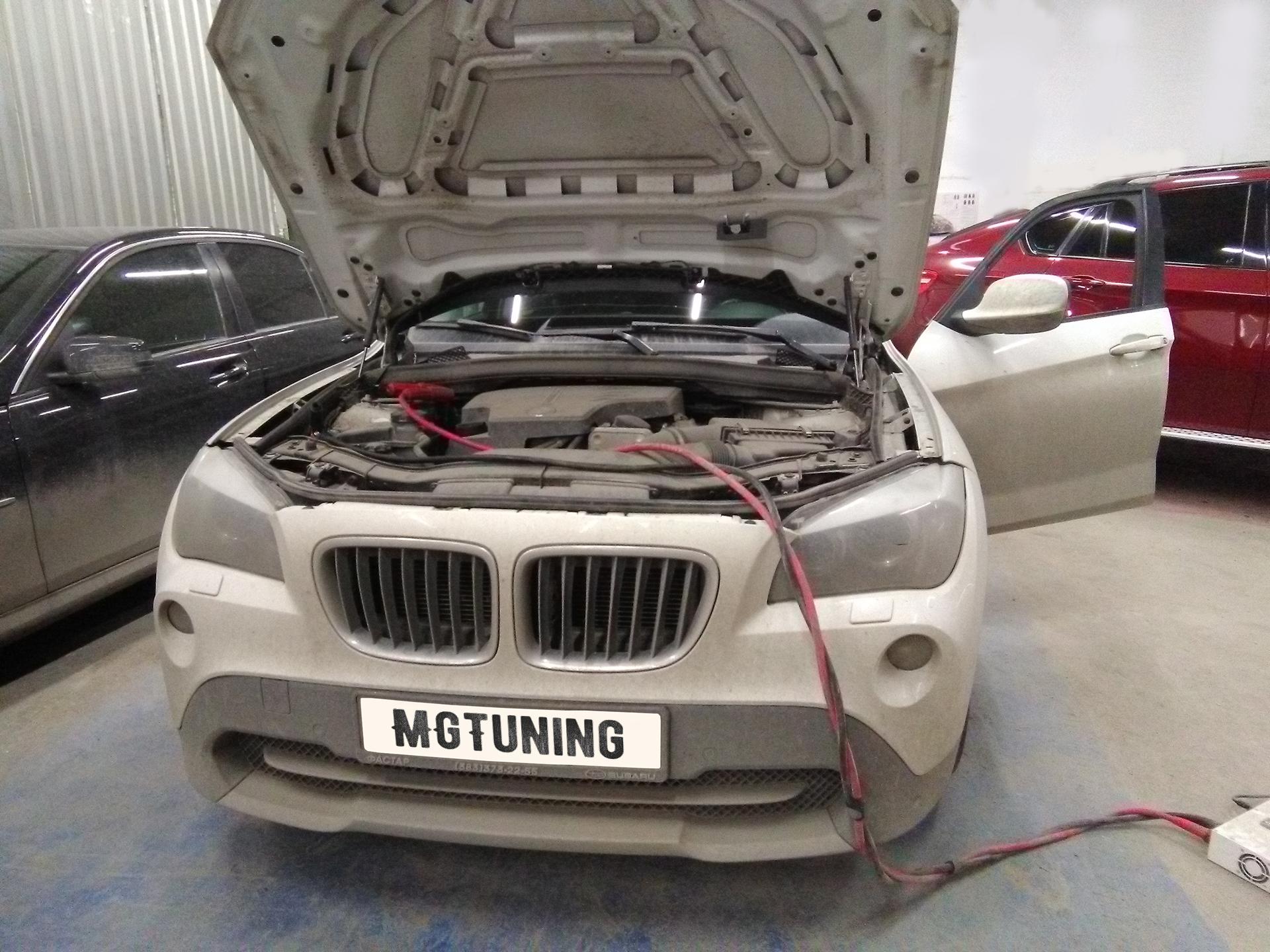 Чип тюнинг BMW X1 E84 20i Stage1