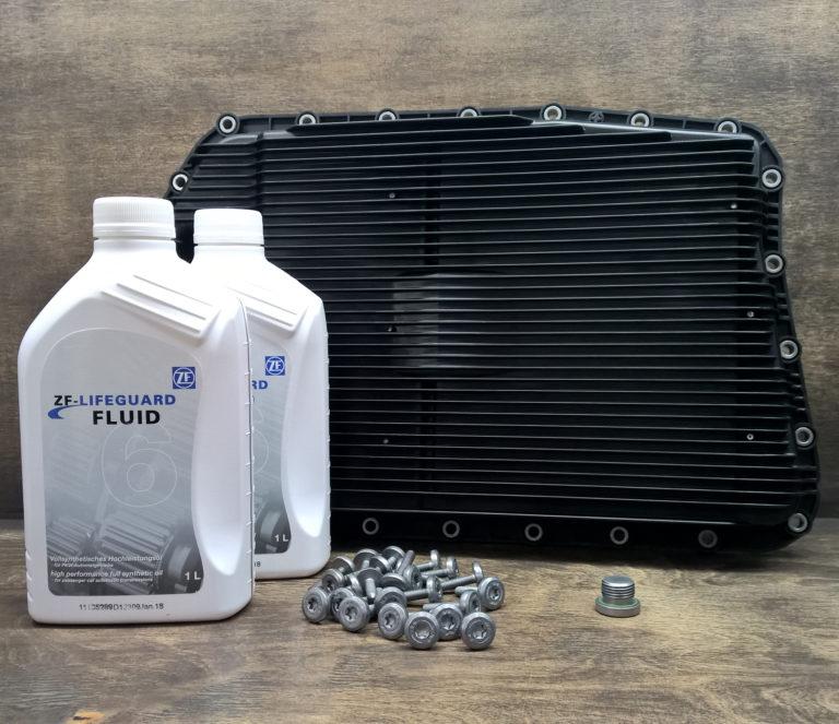 Обслуживание АКПП ZF 6HP на BMW