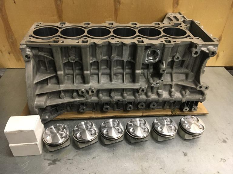Ремонт двигателя BMW N52