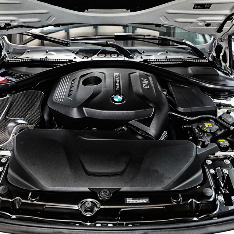 Чип тюнинг BMW 320i F30 LCI B48 Stage1