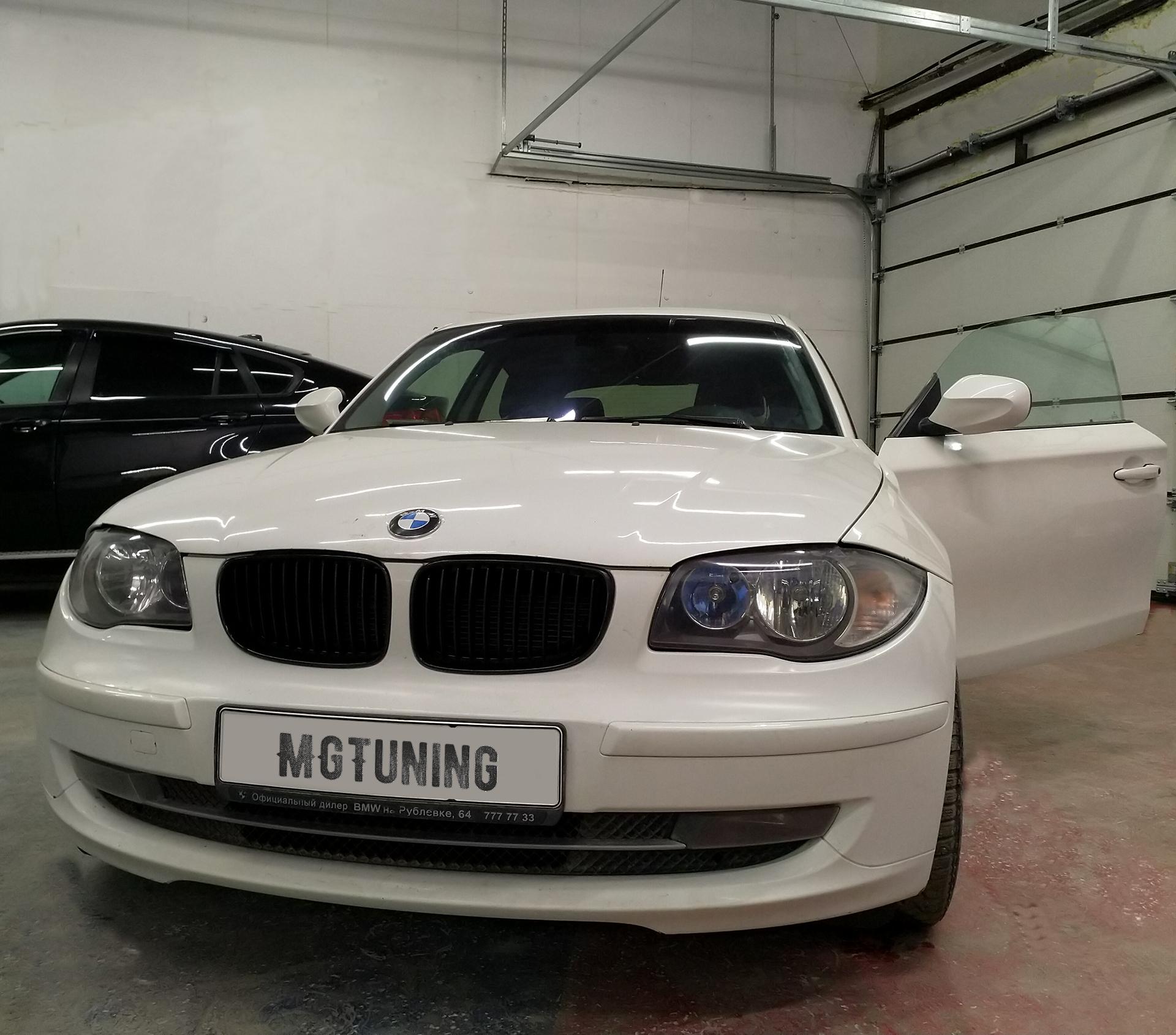 Ремонт FRM на BMW E81