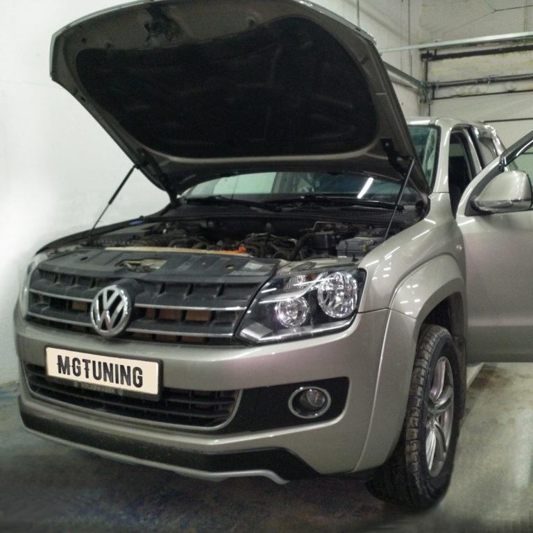 Отключение клапана EGR на Volkswagen Amarok