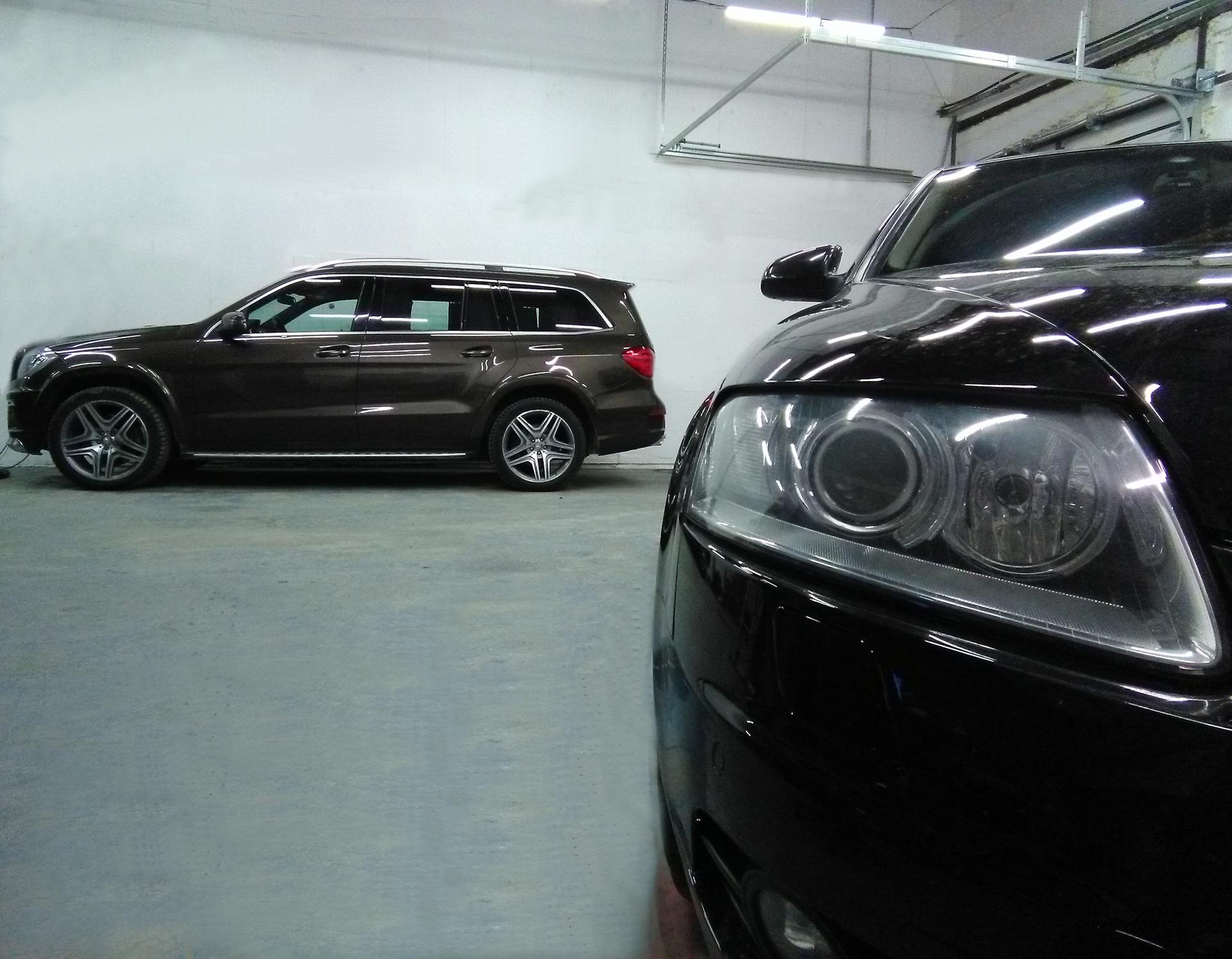 Техническое обслуживание Audi BMW Mercedes Volkswagen