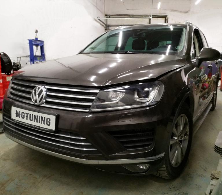 Ремонт и обслуживание Volkswagen Touareg