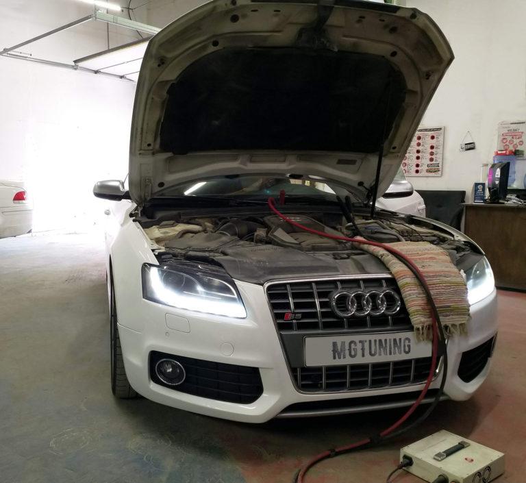 Чип тюнинг Audi S5