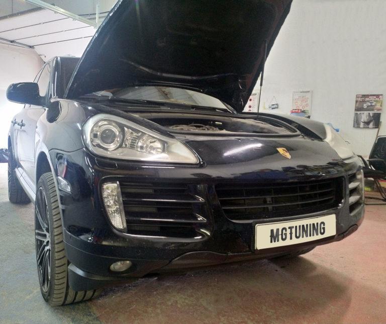 Чип тюнинг Porsche Cayenne 957 Diesel