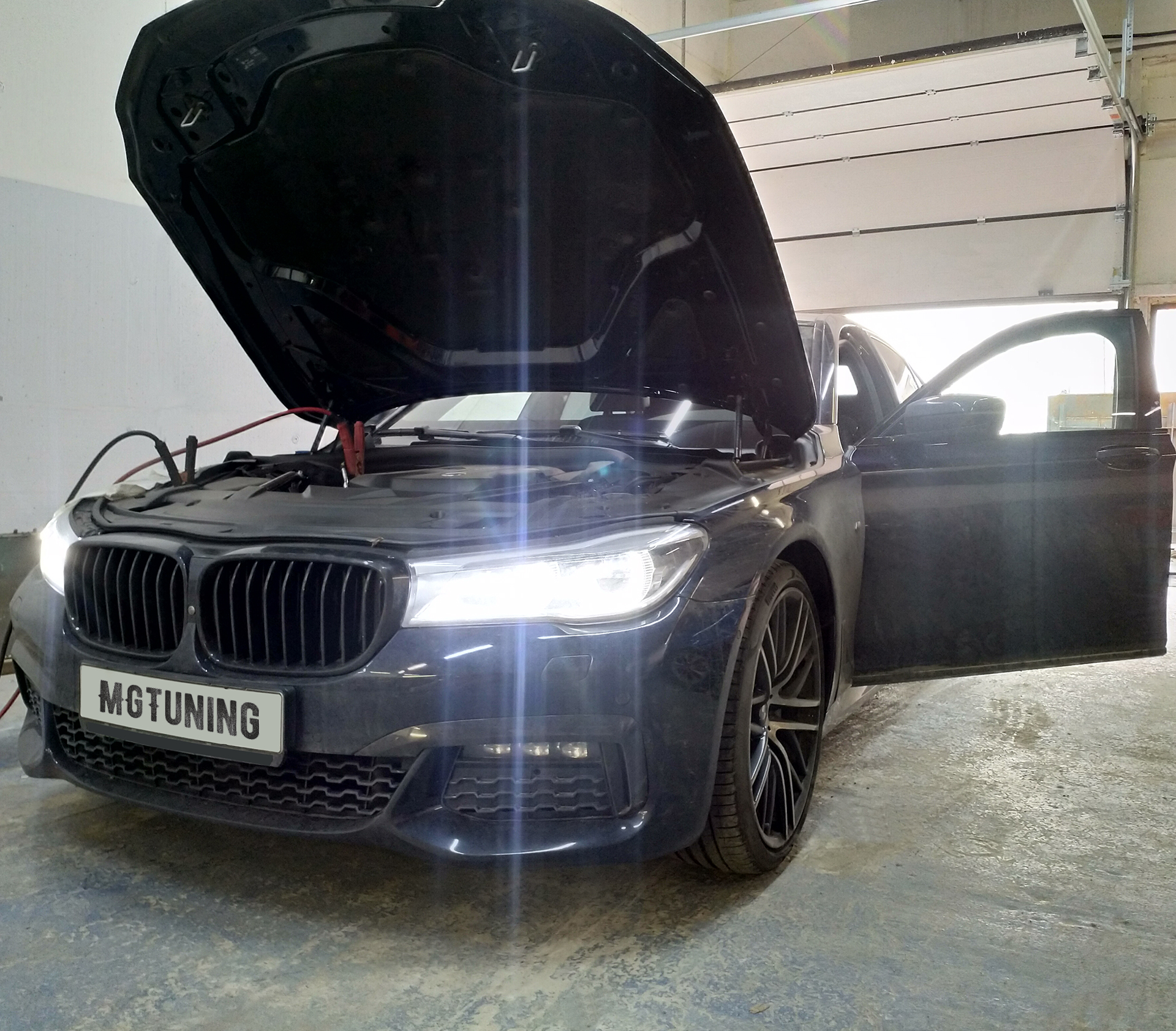 Чип тюнинг BMW 730i G11 Stage1