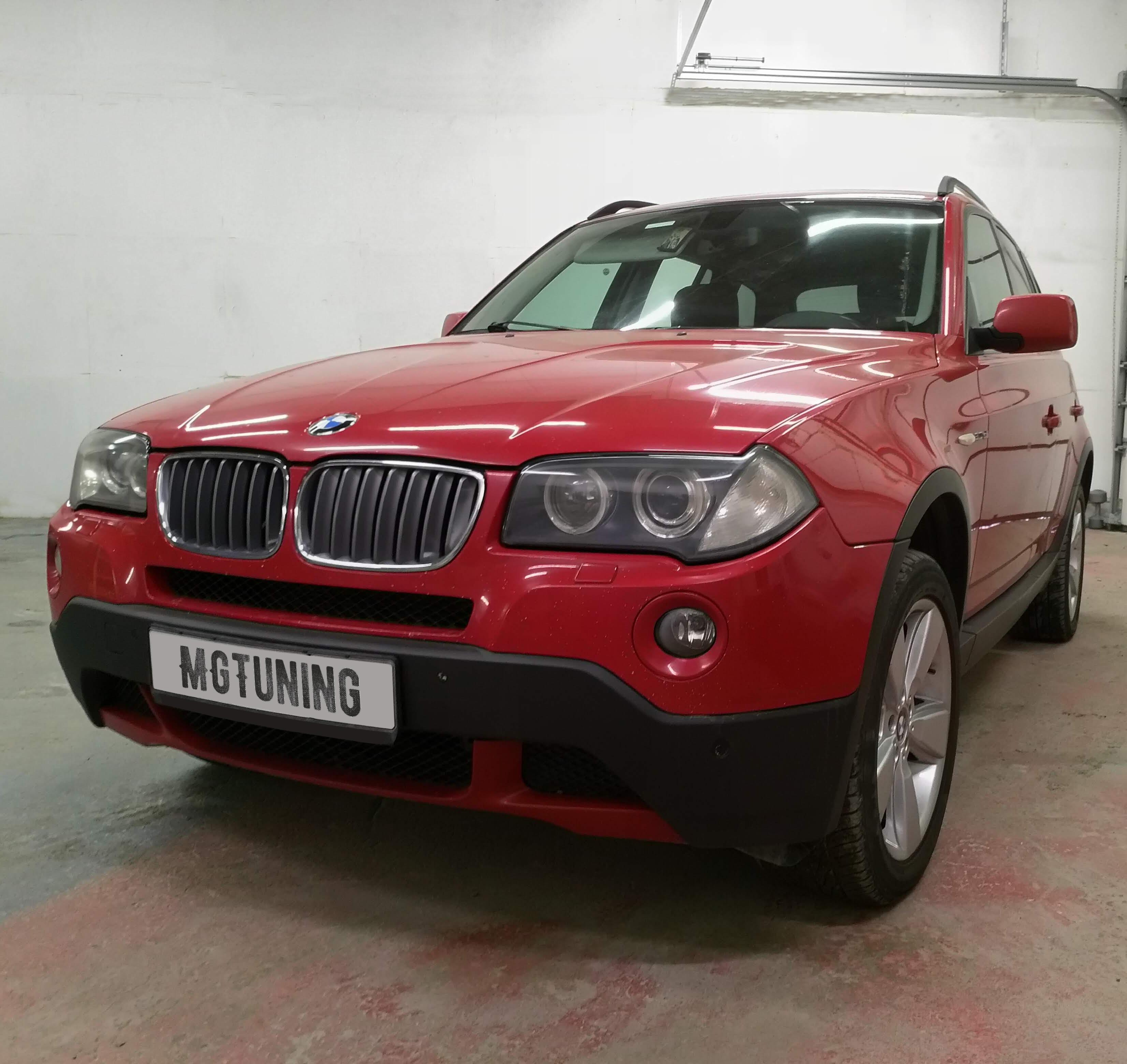 Ремонт BMW E83