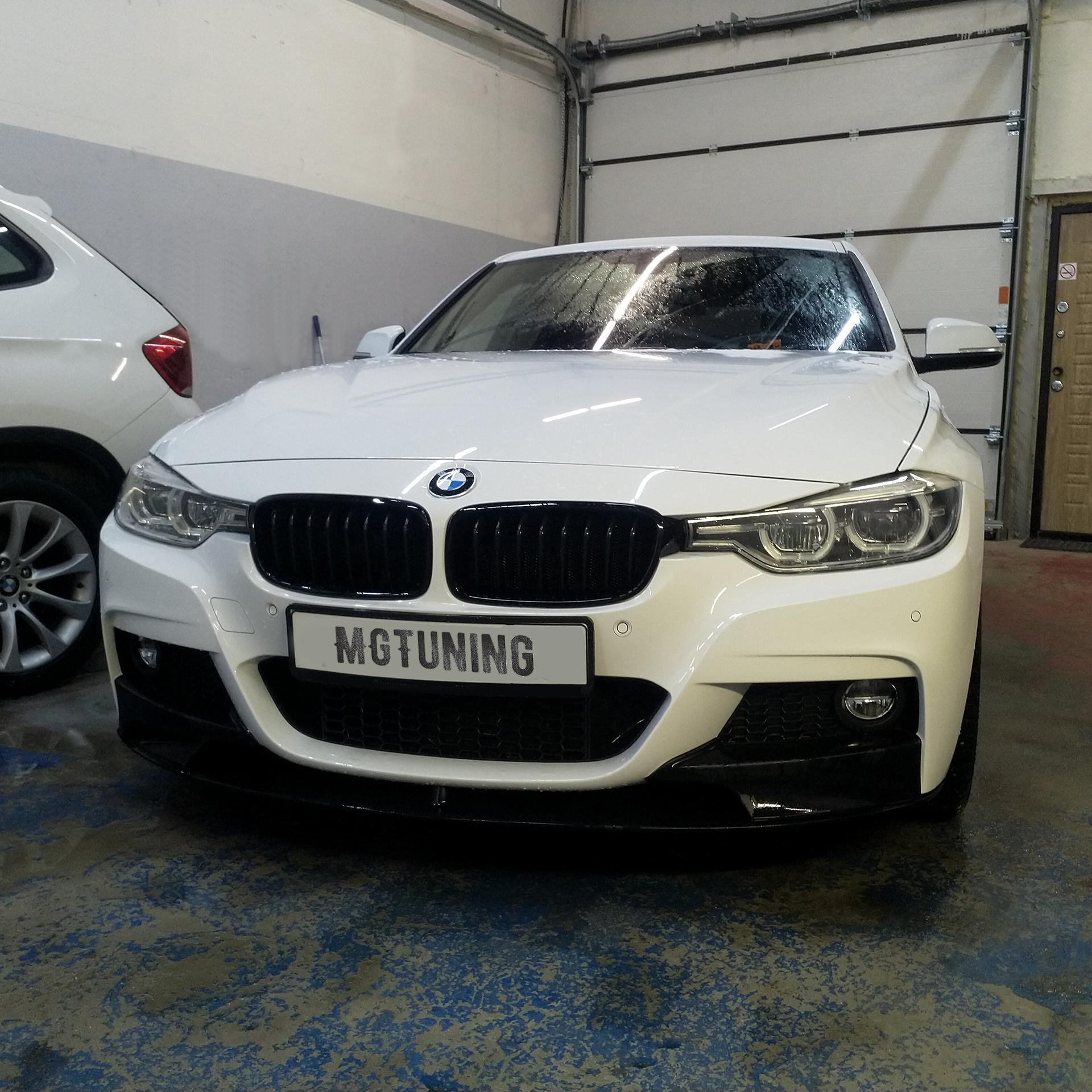 Тюнинг BMW 320i LCI с двигателем B48