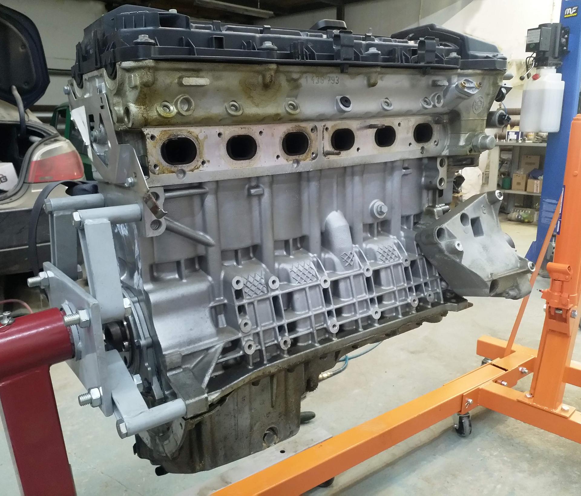 Двигатели BMW из Японии